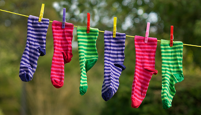 Not all socks are created equal